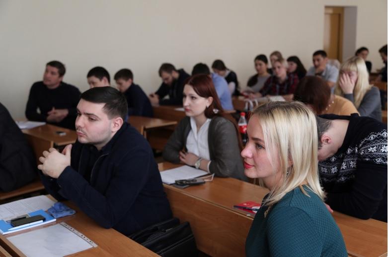 Защита С.Б. Россинского